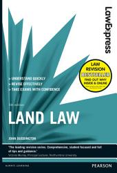 Law Express: Land Law 5th edn: Edition 5