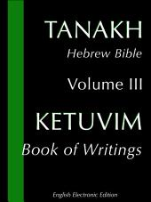 Hebrew Bible - Writings