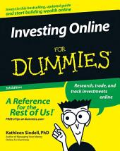 Investing Online For Dummies: Edition 5
