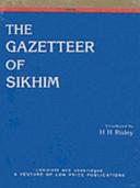 Gazetteer of Sikkim
