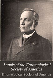 Annals of the Entomological Society of America: Volume 5
