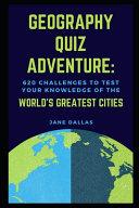 Geography Quiz Adventure