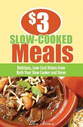 3 Slow Cooked Meals Book PDF