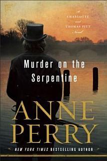 Murder on the Serpentine Book