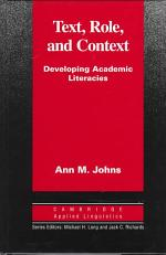 Text, Role and Context