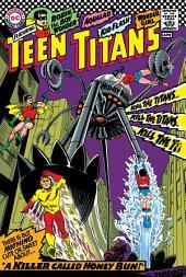 Teen Titans (1966-) #8