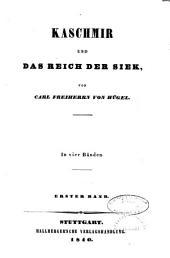 Kaschmir und das reich der Siek: Bände 1-2