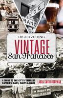 Discovering Vintage San Francisco PDF