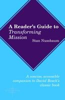 Reader s Guide to Transforming Mission PDF