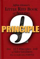 Little Red Book of Selling Principle 9 PDF