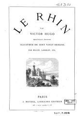 Le Rhin: Volume1