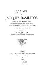 Deux vies de Jacques Basilicos