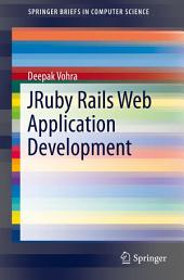 JRuby Rails Web Application Development