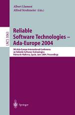 Reliable Software Technologies - Ada-Europe 2004