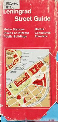 Leningrad Street Guide PDF