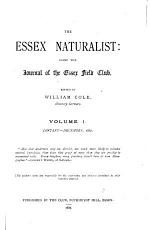 Essex Naturalist
