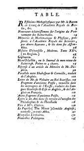 Journal encyclopédique: Volume7,Partie2