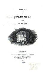 Poems by Goldsmith and Parnell