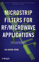 Microstrip Filters for RF   Microwave Applications PDF