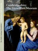 Oil Paintings in Public Ownership in Cambridgeshire  The Fitzwilliam Museum PDF