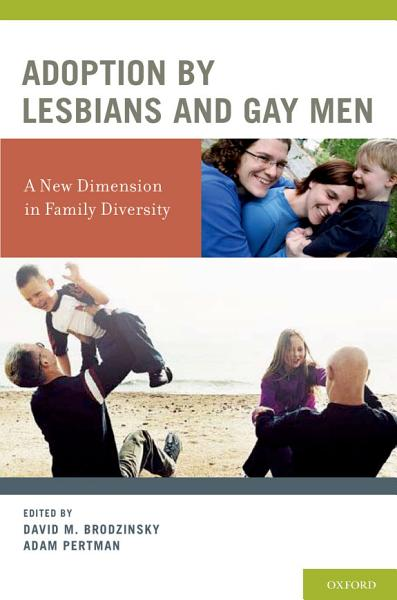 Download Adoption by Lesbians and Gay Men Book