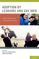 Adoption by Lesbians and Gay Men PDF
