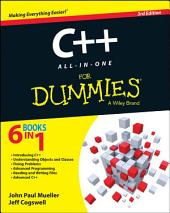 C++ All-in-One For Dummies: Edition 3