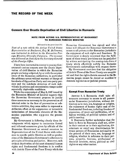Department of State Bulletin PDF