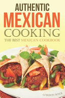 Authentic Mexican Cooking Book PDF