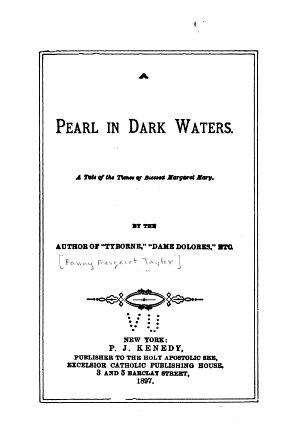 A Pearl in Dark Waters PDF