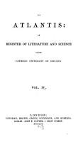 The Atlantis PDF