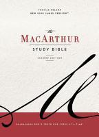 The NKJV  MacArthur Study Bible  2nd Edition  Ebook PDF