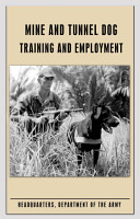 Mine and Tunnel Dog Training and Employment PDF