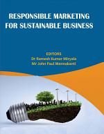 RESPONSIBLE MARKETING FOR SUSTAINABLE BUSINESS