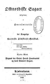 Oldnordiske Sagaer: Bind 5
