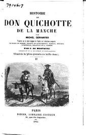 Histoire de Don Quichotte de la Mancha: Volume2