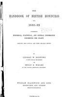 The Handbook of British Honduras     PDF