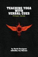 Teaching Yoga with Verbal Cues