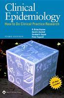 Clinical Epidemiology PDF