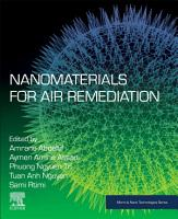 Nanomaterials for Air Remediation PDF