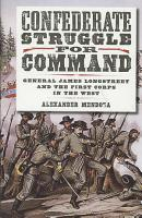 Confederate Struggle for Command PDF
