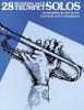 28 Modern Jazz Trumpet Solos Book 2