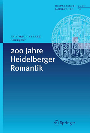 200 Jahre Heidelberger Romantik PDF