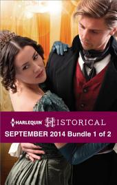 Harlequin Historical September 2014 - Bundle 1 of 2: An Anthology