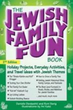 The Jewish Family Fun Book PDF