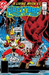 The Fury of Firestorm (1982-) #6