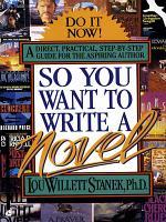 So You Want to Write a Novel PDF