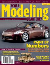 Scale Modeling Quarterly SPR 15: A Journal by and for Scale Modelers