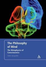 The Philosophy of Mind PDF