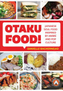 Otaku Food  Book PDF